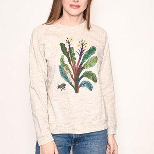 GORMAN x Monika Forsberg Garden Sweatshirt NWT
